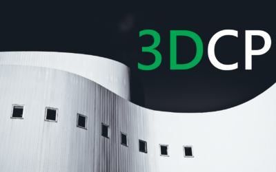 3DCP – What is it? About 3D concrete printing.